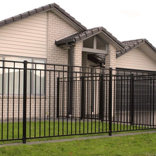 residential security fence WCS