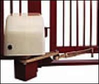 rotary swing gate operator
