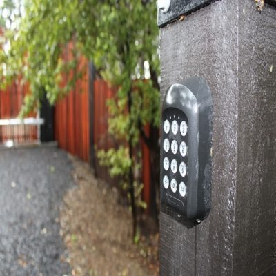 Remote cellphone or pin entry