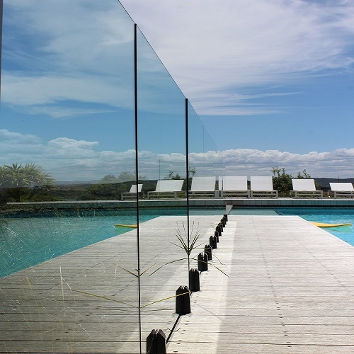 Glass pool fencing hamilton