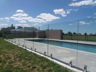 Waikato Pool Fence Glass