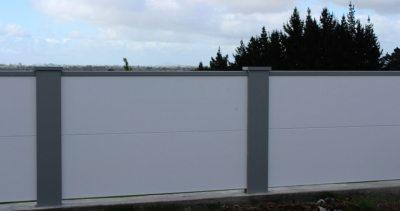 BelAire subdivision fencing