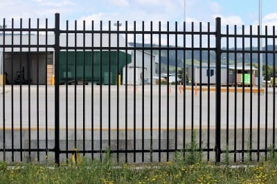 Commercial panel fencing