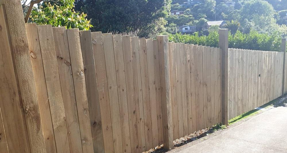 Custom gates to match fencing