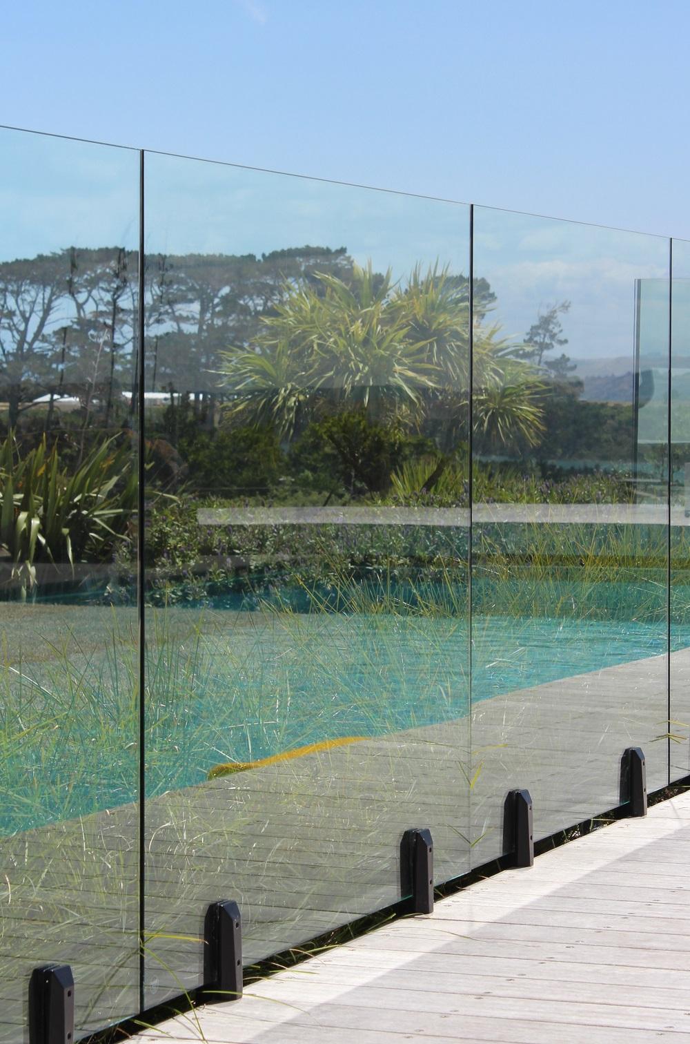 Glass framless