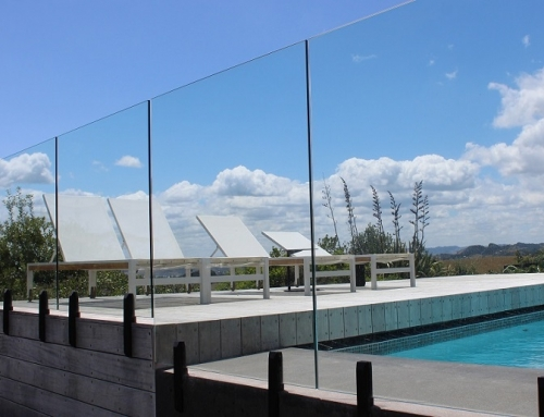 Pool Glass Balustrade Fencing